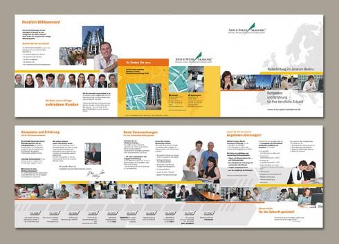 Unternehmensprofil der ArturSpeerAkademie